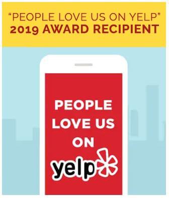 2019 Yelp Award